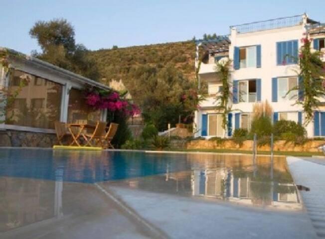 Villa Abrakadabra - Bodrum - Apartamento