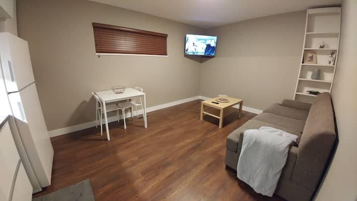 Newly renovated suite in the beautiful Lynn Valley