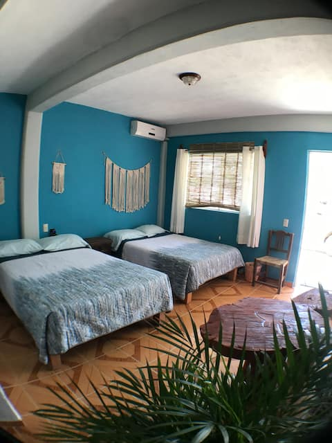 Colibri Virgin Beach Room B, Mayto