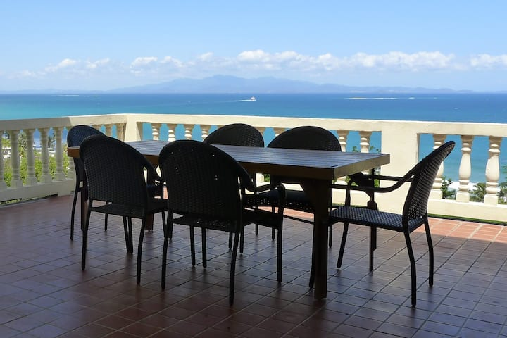 Stunning Views of Vieques and the Caribbean Sea