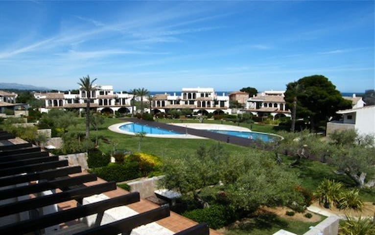 Les Oliveres Beach Resort - Cap Roig - Řadový dům