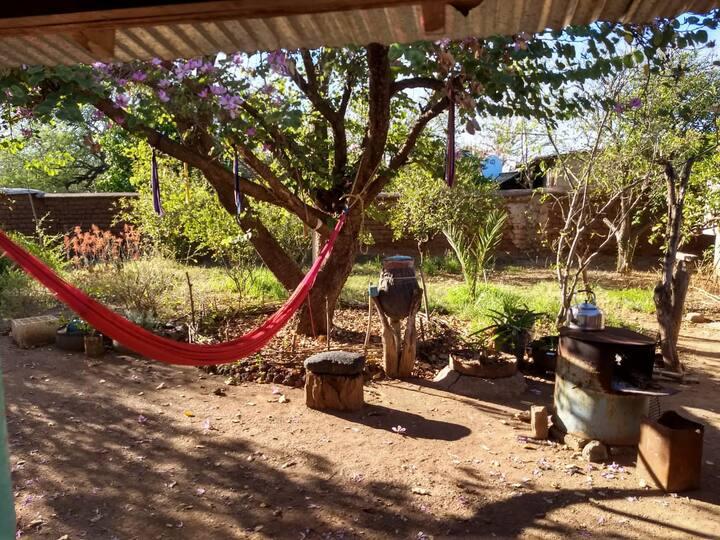 Habitación en casa familiar en Tepache