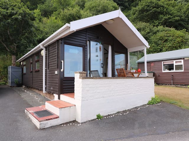 CAPTAIN'S CABIN, pet friendly in Aberystwyth, Ref 987181