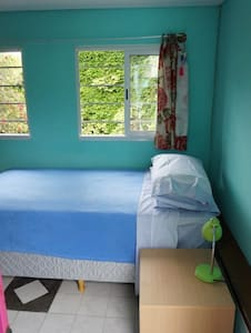 Bright, Private Room with Single Bed - 布宜诺斯艾利斯 - 独立屋