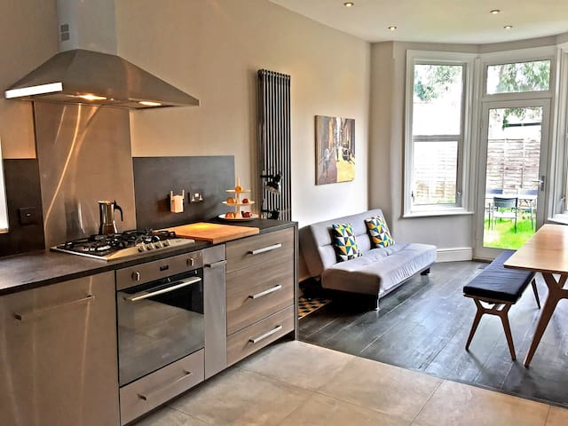 Four Bed Victorian House - London - House