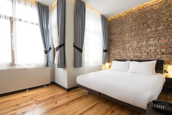 Double or Twin Room- Big Urban Stay - Istanbul - Bed & Breakfast
