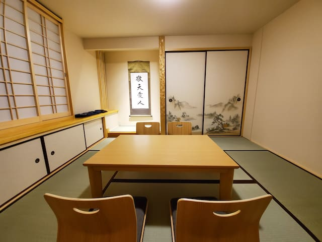 301.Near Kyobashi station,45㎡,has projector