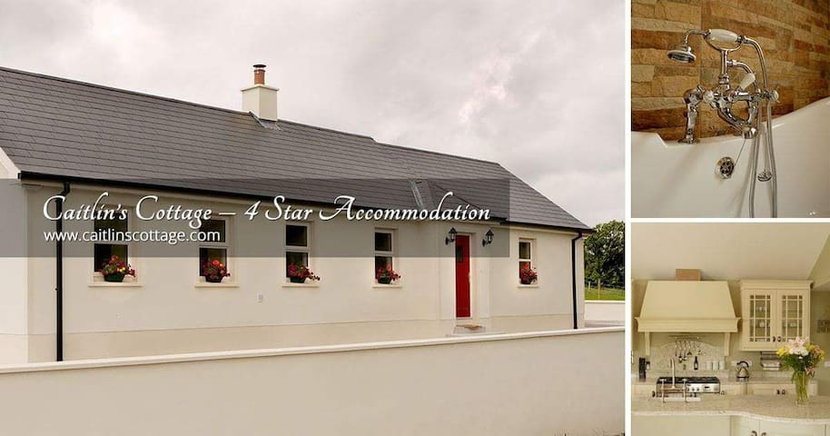 South Armagh Holiday home - Caitlin's Cottage