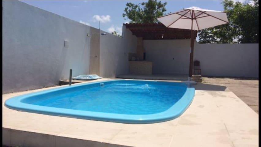 Casa Arembepe condomínio piscina - Arembepe - Apto. en complejo residencial