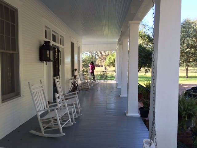 Quintessential Southern Experience - Lecompte - Maison