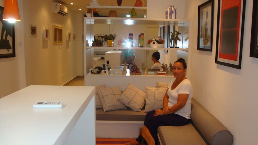 Exclusives Appartement in Copacabana