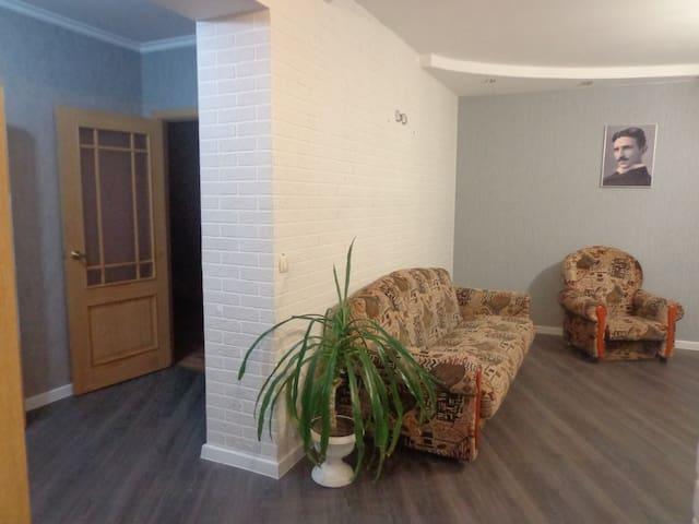 3-комнатная квартира на сутки в г. Пружаны