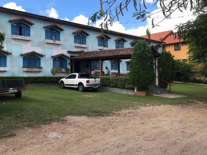 Cond em Gravatá bem localizado e próximo ao centro