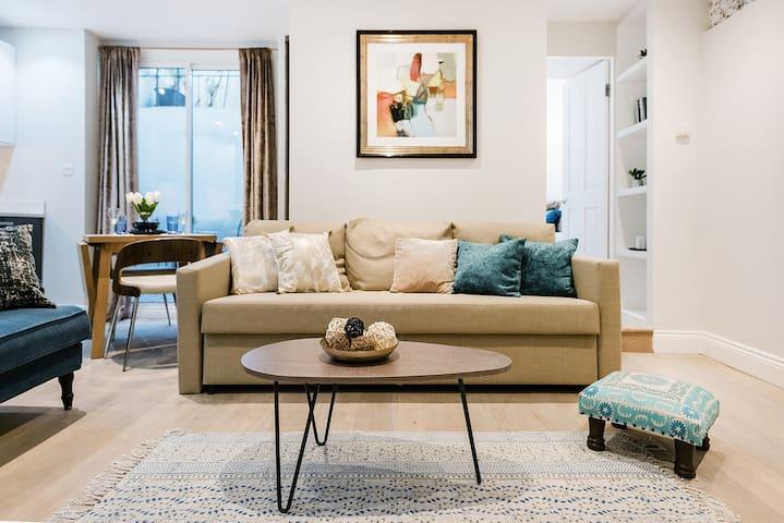 Stunning apartment next Hyde Park & Notting Hill