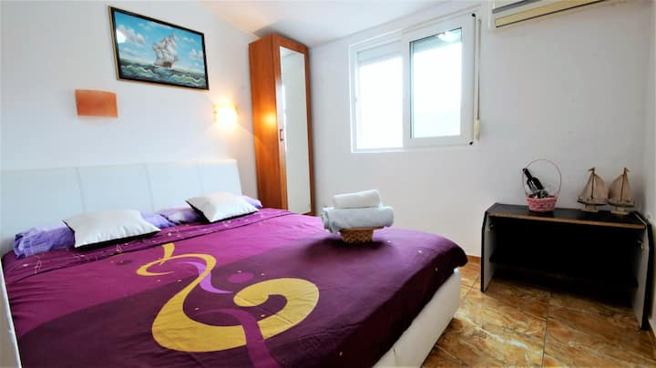 Double room Pure (near center of Budva)