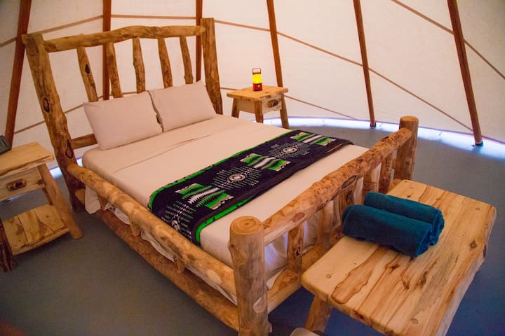 Thunder Bird Tipi