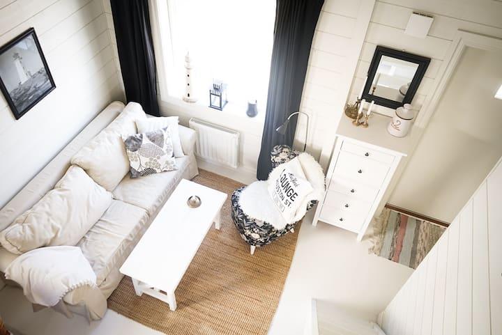 Eget litet gulligt hus på vackra ön Bohus-Malmön!