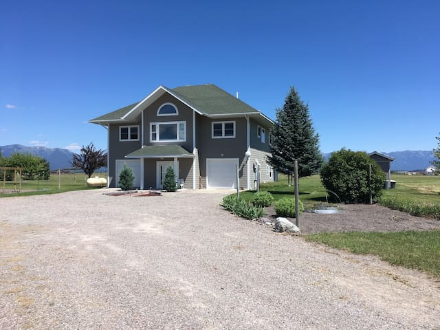 Flathead Valley 360 View Home