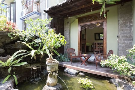 2 BR House (130M2) Bali Traditional. ДОМ В КУТЕ. - North Kuta - House