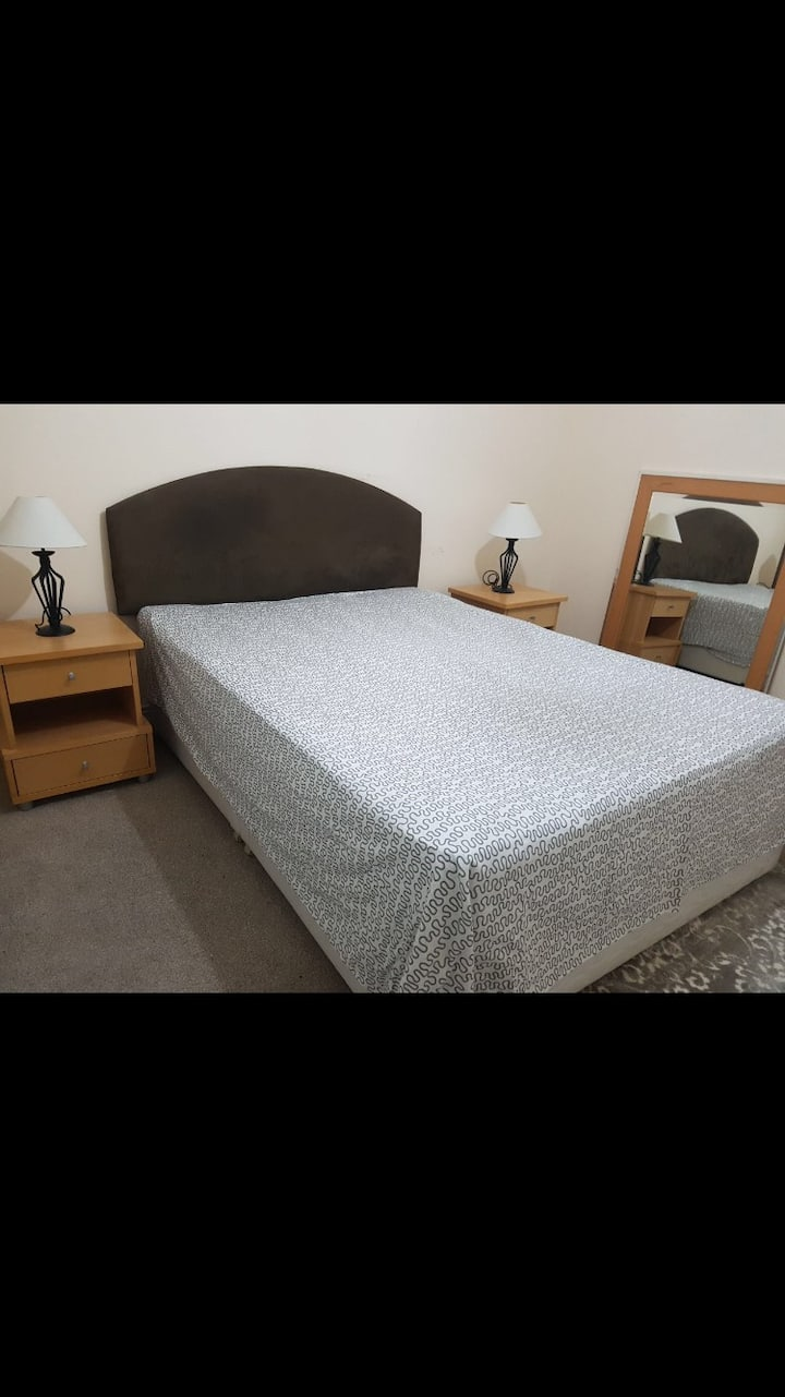 Nice double room on share flat