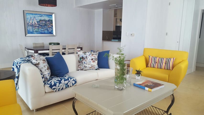 Private Beachfront 2Bed/2bath - Sosúa - Appartement en résidence