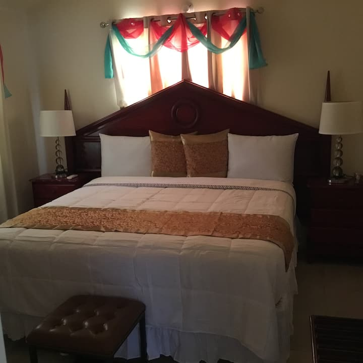 Enjoy fully equipped 2 br house in mobay
