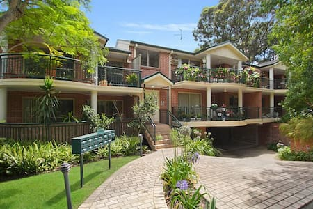 Spacious Apt in Naremburn - Naremburn