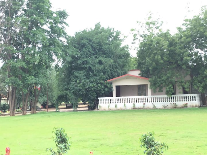 Farm house for Movie Shoot.