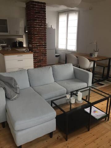 Appartement proche du centre ville - Marcq-en-Barœul
