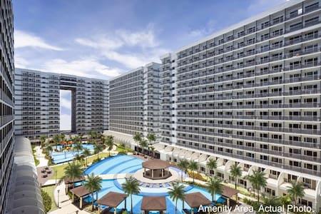 Brand new 1BR condo @ Shell Residence MOA, Pasay