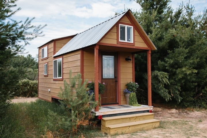 Petoskey Tiny House At Small Farm