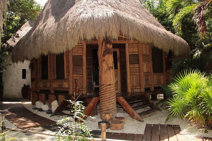 Casa Tekyo,Ruta de los Cenotes-Mariposas Bungalow - Puerto Morelos