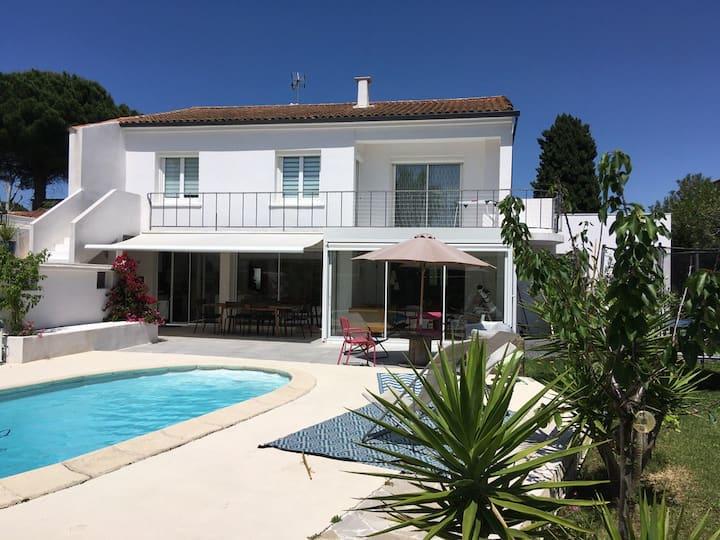 Villa idéalement située à La Grande Motte