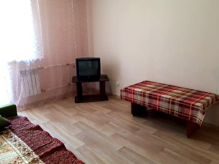 Квартира на сутки в Оренбурге