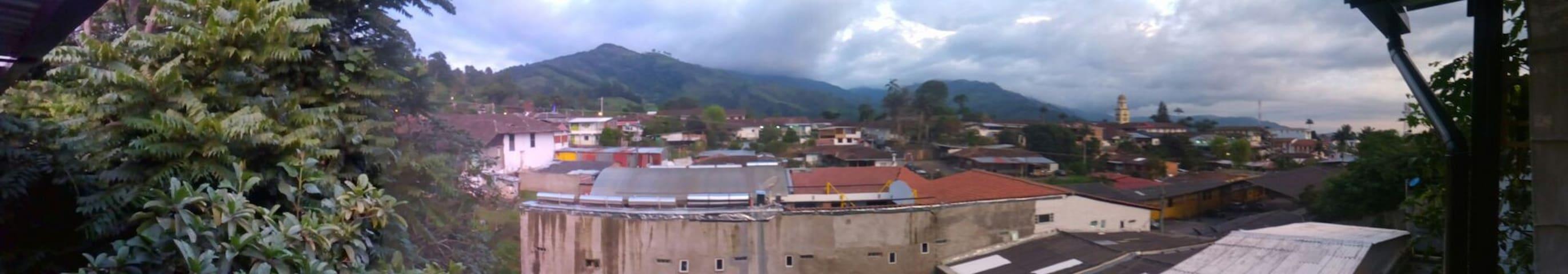 Casa mirador plaza Salento - Salento - Casa
