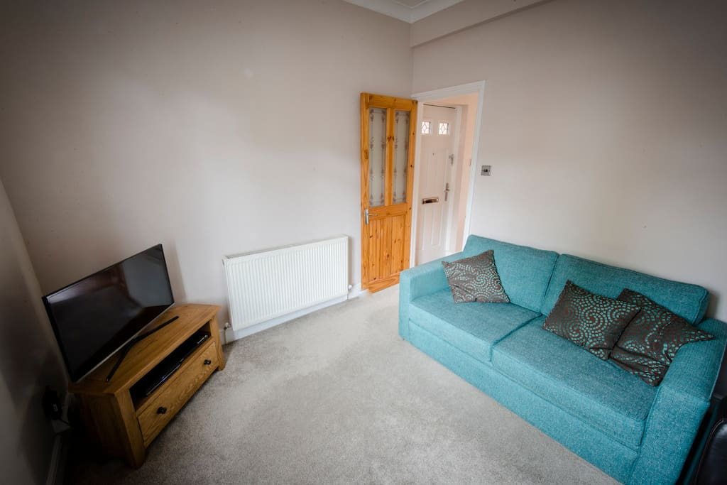 Railway cottage 2 bed house with garden n london case - Posto letto londra ...