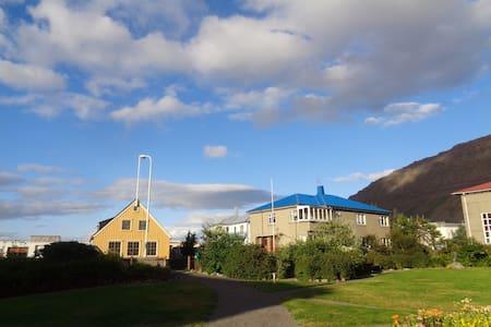 Guesthouse in Ísafjörður, Iceland