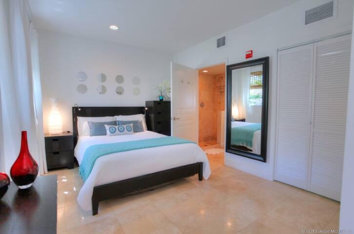 Art-Deco Tropical Getaway - Miami Beach - Huis