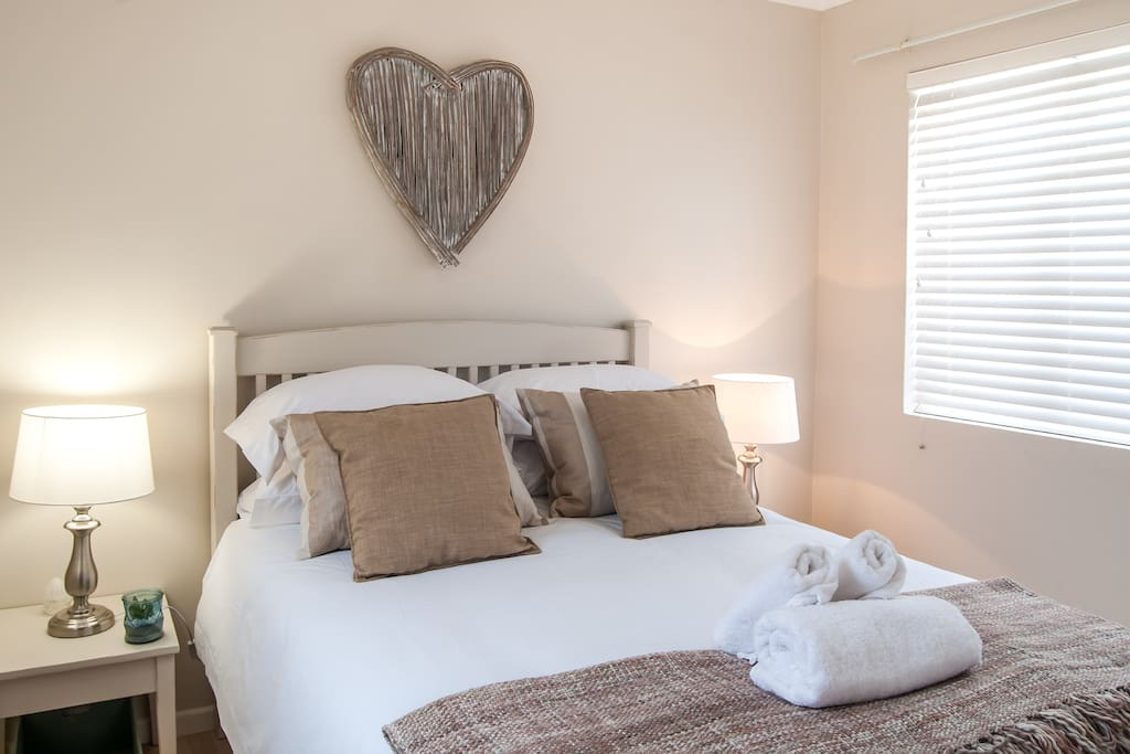 Cute Double Bed room with lovely decor