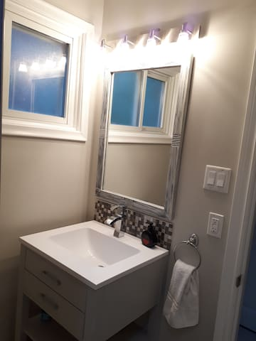 Shower room maybe shared depending on booking date