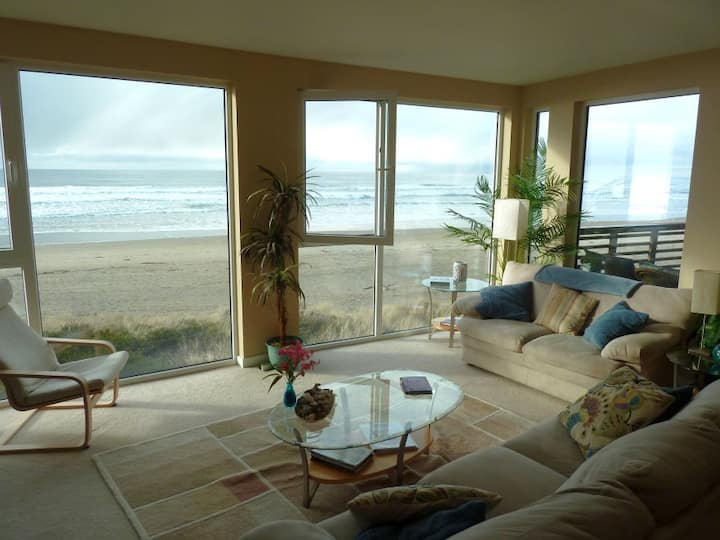 Windows on the Sea,Oceanfront condo