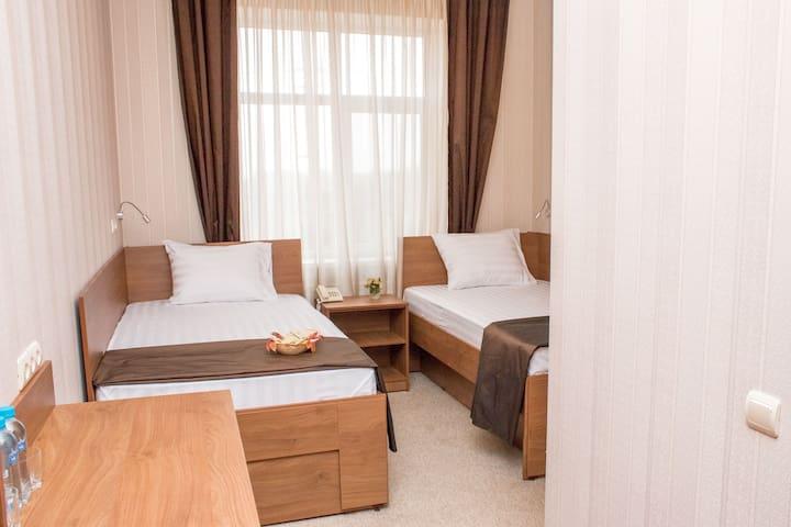Отель Ветров