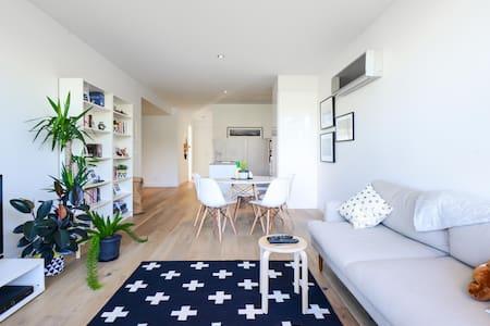 Spacious, Modern 2BR/1BA in Malvern - Malvern - Apartment