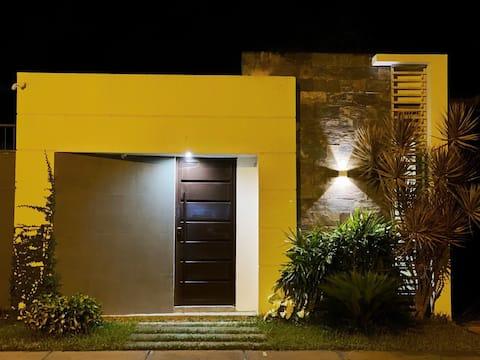 Hermosa casa en Ciudad Frontera Huaquillas 🇪🇨🇵🇪
