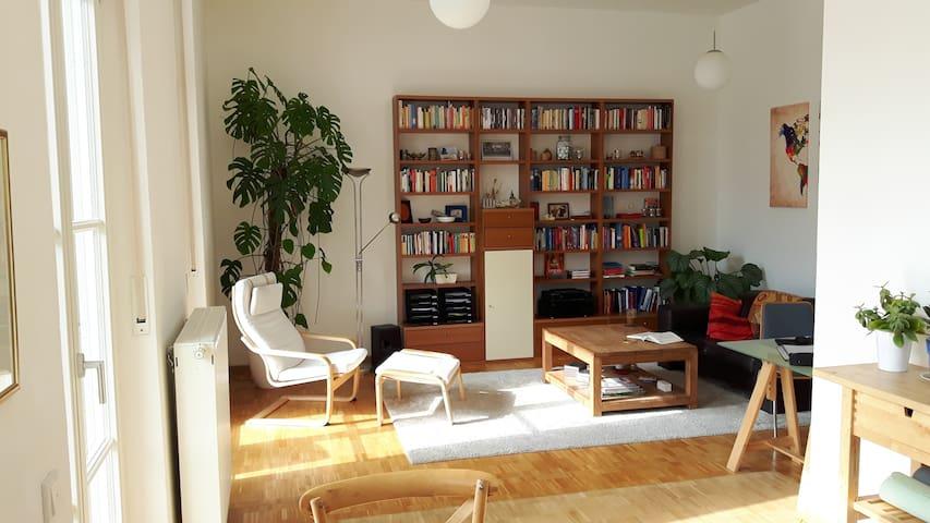 Traumhafte Wohnung,Balkon, hauseigene Parkanlage - Fürth - Wohnung