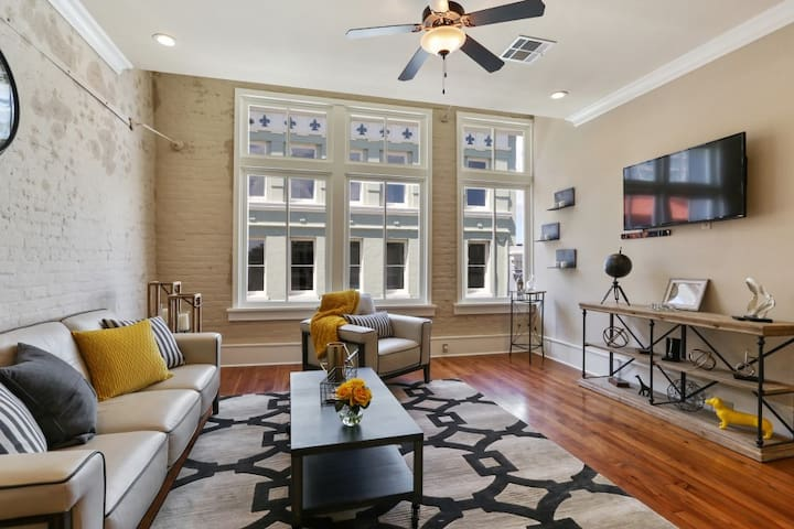 BEAUTIFUL FRENCH QUARTER HOME - Nueva Orleans - Apto. en complejo residencial