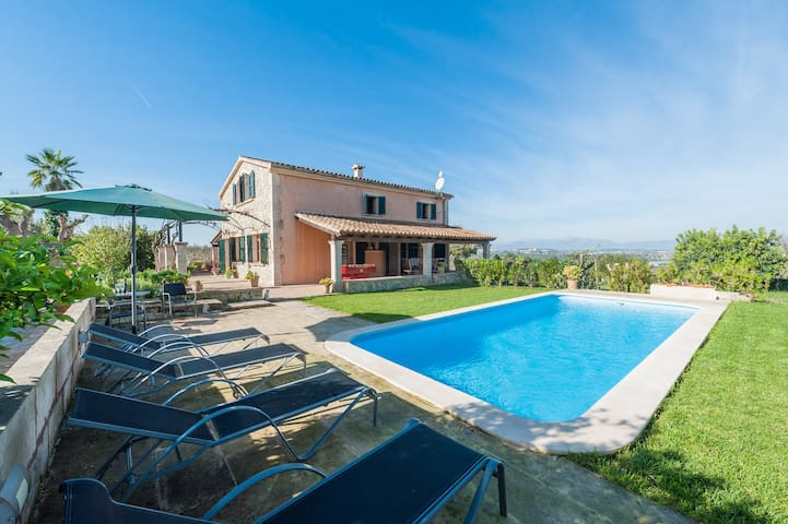 Bassa Rotja - Exclusive estate with tennis court - Ariañy - House