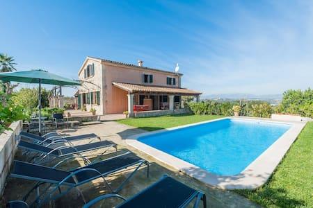 Bassa Rotja - Exclusive estate with tennis court - Ariañy