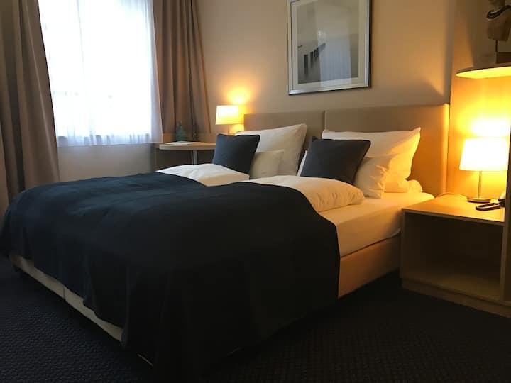 Doppelzimmer Economy - im ONNO Hotel by Norman