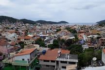 Vista da Cidade e Praia